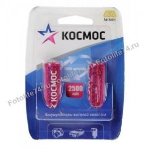 Купить Аккумулятор 1шт! 2500 mAh AA/R6 в Магнитогорске