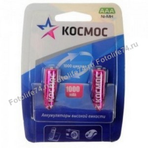 Купить Аккумулятор 1шт! 1000 mAh AAA/R3 в Магнитогорске