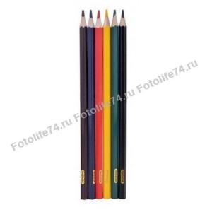 Купить Карандаши цветные 6цв. эконом в Магнитогорске