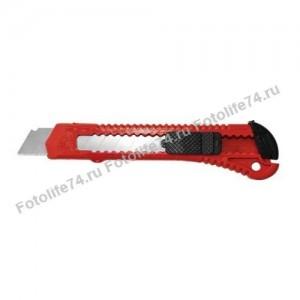 Купить Нож канцелярский 18 мм. в Магнитогорске