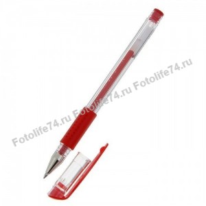 Купить Ручка гелевая красная в Магнитогорске