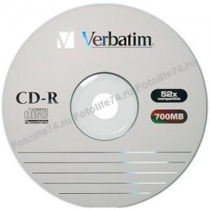Купить CD-R 700MB в Магнитогорске