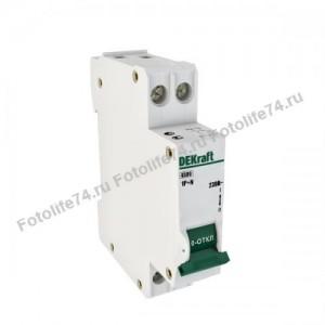 Купить Автоматический выкл. DEKraft 16А, С 4,5 кА в Магнитогорске
