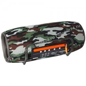 Купить Колонка портативная Bluetooth (2x15W, AUX, USB/ MicroSD). в Магнитогорске