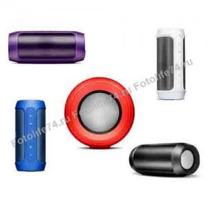 Купить Колонка портативная Bluetooth (2x7.5W, AUX, USB/ MicroSD). в Магнитогорске