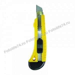 Купить Нож канцелярский 18 мм. усил. в Магнитогорске