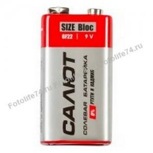 Купить Батарейка 1 шт! крона (6F22) в Магнитогорске