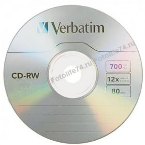Купить CD-RW 700MB в Магнитогорске