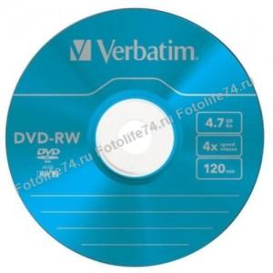 Купить DVD-RW 4.7GB в Магнитогорске