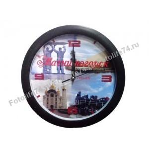 Заказать Фото печать на часах в Магнитогорске.