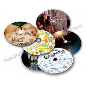 Заказать Фото печать на диске + диск в Магнитогорске.